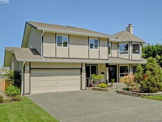 Photo 1: 4963 ARSENAULT Pl in VICTORIA: SE Cordova Bay House for sale (Saanich East)  : MLS®# 785855