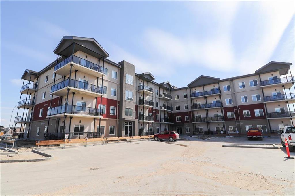 Main Photo: 203 50 Philip Lee Drive in Winnipeg: Crocus Meadows Condominium for sale (3K)  : MLS®# 202114301