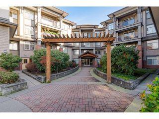 """Photo 1: 213 12020 207A  STREET Street in Maple Ridge: Northwest Maple Ridge Condo for sale in """"Westrooke"""" : MLS®# R2435115"""