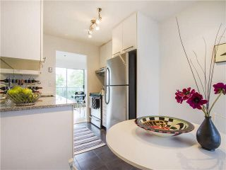 "Photo 9: 304 1166 W 6TH Avenue in Vancouver: Fairview VW Townhouse for sale in ""SEASCAPE VISTA"" (Vancouver West)  : MLS®# V1121820"