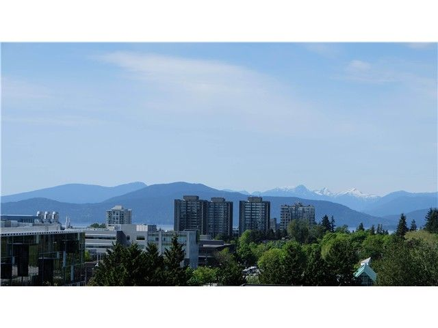 Main Photo: # 1105 5868 AGRONOMY RD in Vancouver: University VW Condo for sale (Vancouver West)  : MLS®# V1065196