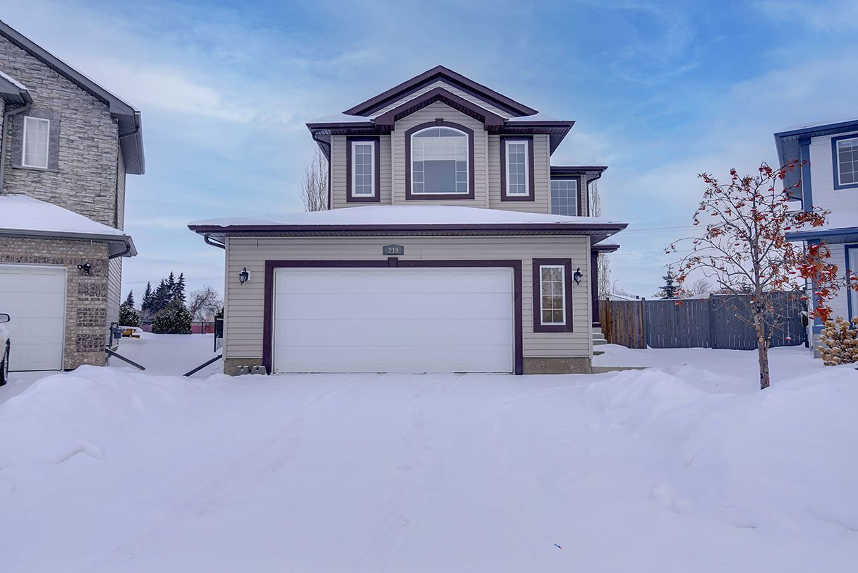 Main Photo: 219 WESTWOOD Point: Fort Saskatchewan House for sale : MLS®# E4228598