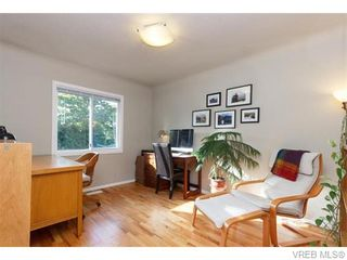 Photo 12: 1609 Chandler Ave in VICTORIA: Vi Fairfield East Half Duplex for sale (Victoria)  : MLS®# 744079