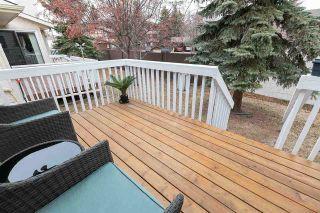 Photo 32: 29 9375 172 Street in Edmonton: Zone 20 House Half Duplex for sale : MLS®# E4237463