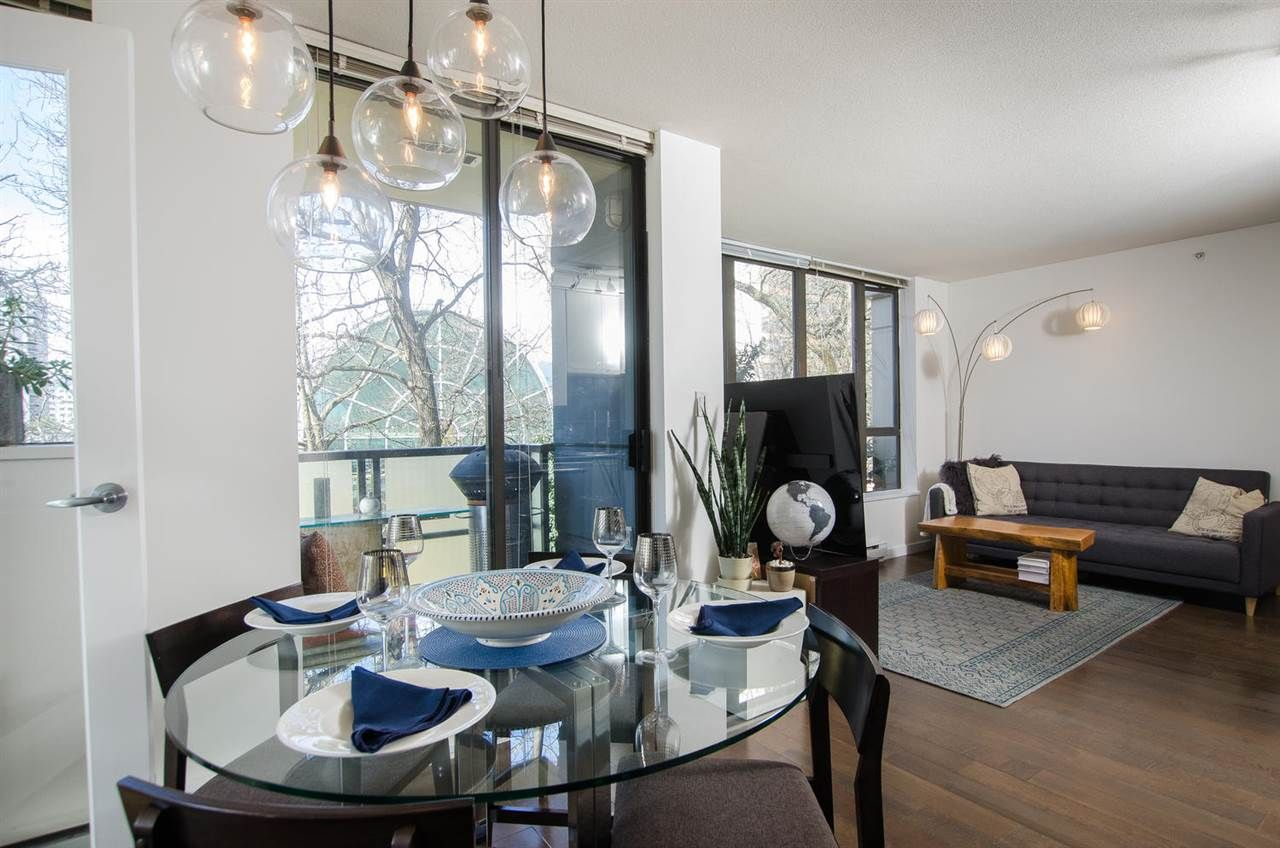 """Main Photo: 309 828 CARDERO Street in Vancouver: West End VW Condo for sale in """"FUSION"""" (Vancouver West)  : MLS®# R2376130"""
