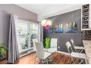 Photo 4: 212 3709 PENDER Street in Burnaby: Willingdon Heights Townhouse for sale (Burnaby North)  : MLS®# V1104019