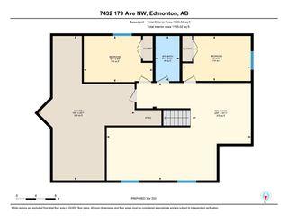 Photo 44: 7432 179 Avenue in Edmonton: Zone 28 House for sale : MLS®# E4236126
