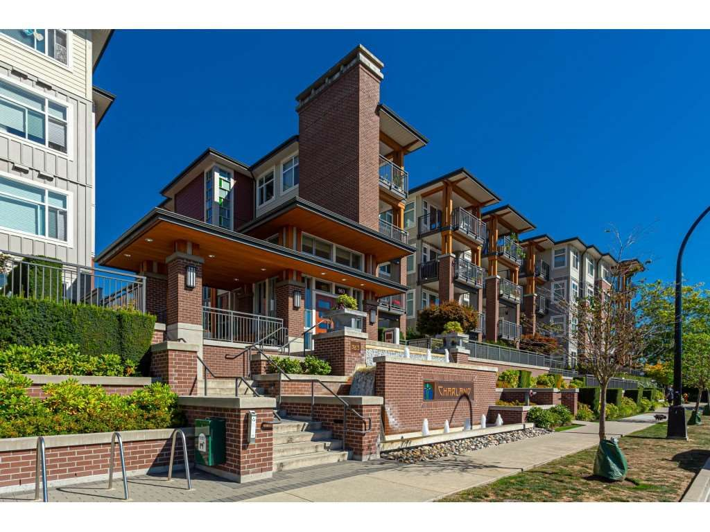 """Main Photo: 2401 963 CHARLAND Avenue in Coquitlam: Central Coquitlam Condo for sale in """"CHARLAND"""" : MLS®# R2496928"""