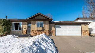 Photo 46: 122 Stacey Crescent in Saskatoon: Dundonald Residential for sale : MLS®# SK803368