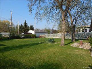 Photo 18: 14 Aquin Street in Elie: Elie / Springstein / St. Eustache Residential for sale (Winnipeg area)  : MLS®# 1611856