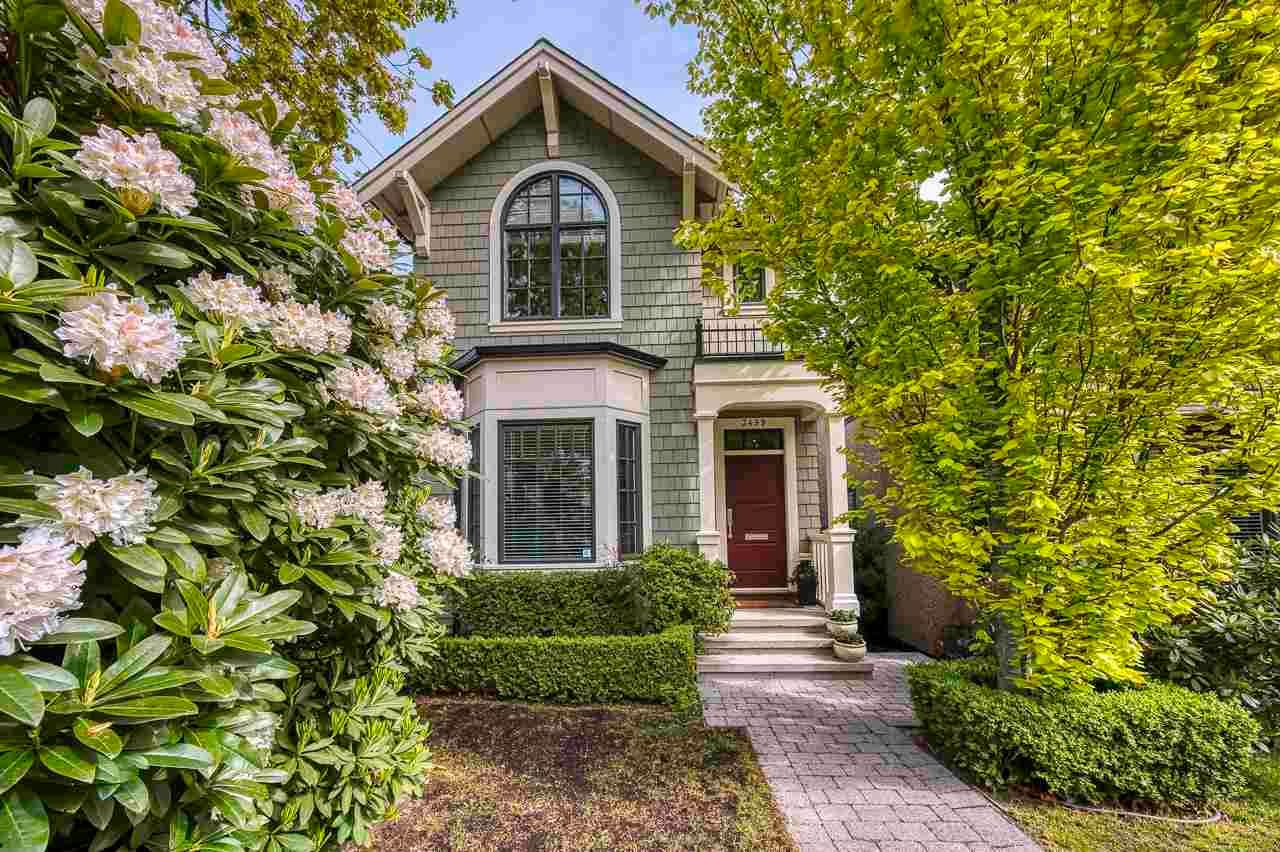 Main Photo: 3499 W 27TH AVENUE in Vancouver: Dunbar House for sale (Vancouver West)  : MLS®# R2576906
