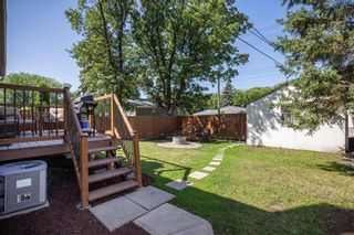 Photo 22: 821 Cambridge Street in Winnipeg: River Heights South Residential for sale (1D)  : MLS®# 202018056