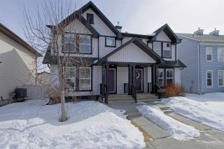 Photo 1: Terwillegar Town in Edmonton: Zone 14 House Half Duplex for sale : MLS®# E4104465