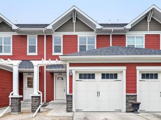 Main Photo: 2004 881 Sage Valley Boulevard NW in Calgary: Sage Hill Row/Townhouse for sale : MLS®# A1085276