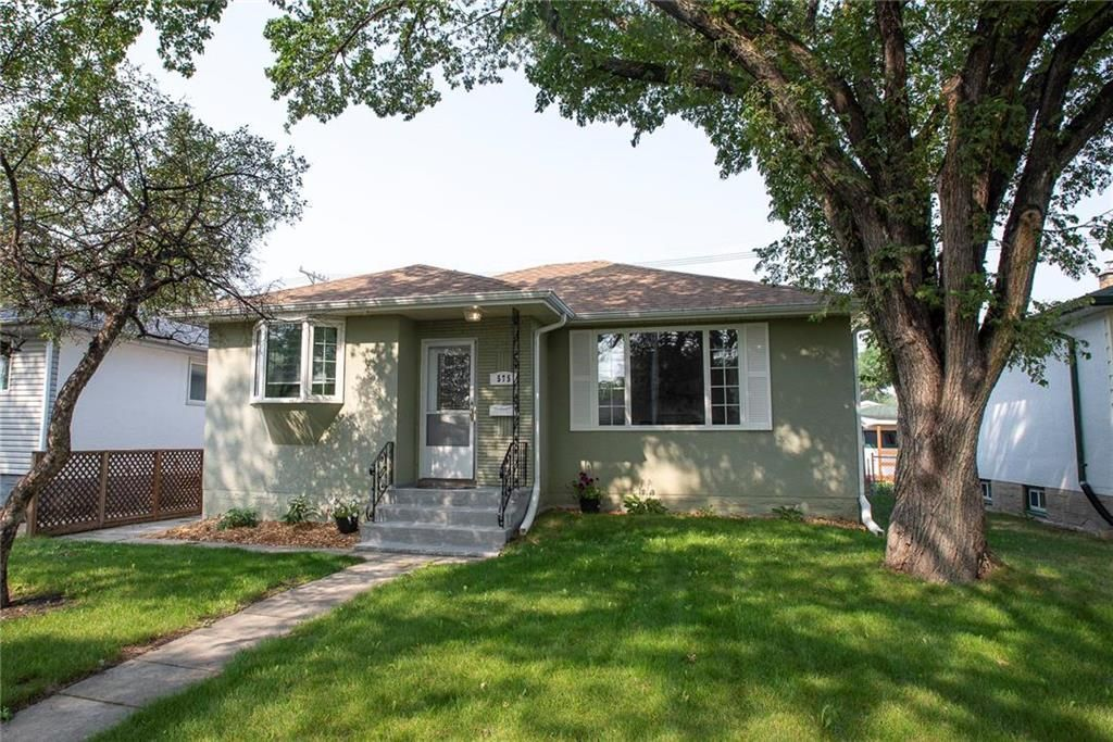 Main Photo: 575 Borebank Street in Winnipeg: River Heights South Residential for sale (1D)  : MLS®# 202119704