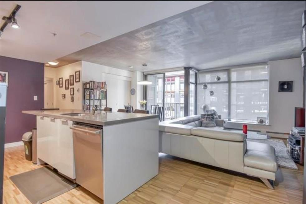 Main Photo: 601 128 W CORDOVA Street in Vancouver: Downtown VW Condo for sale (Vancouver West)  : MLS®# R2577890