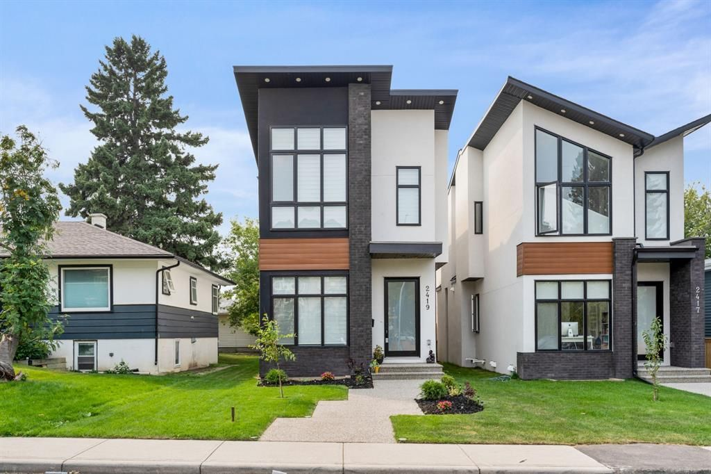 Main Photo: 2419 30 Street SW in Calgary: Killarney/Glengarry Detached for sale : MLS®# A1138891