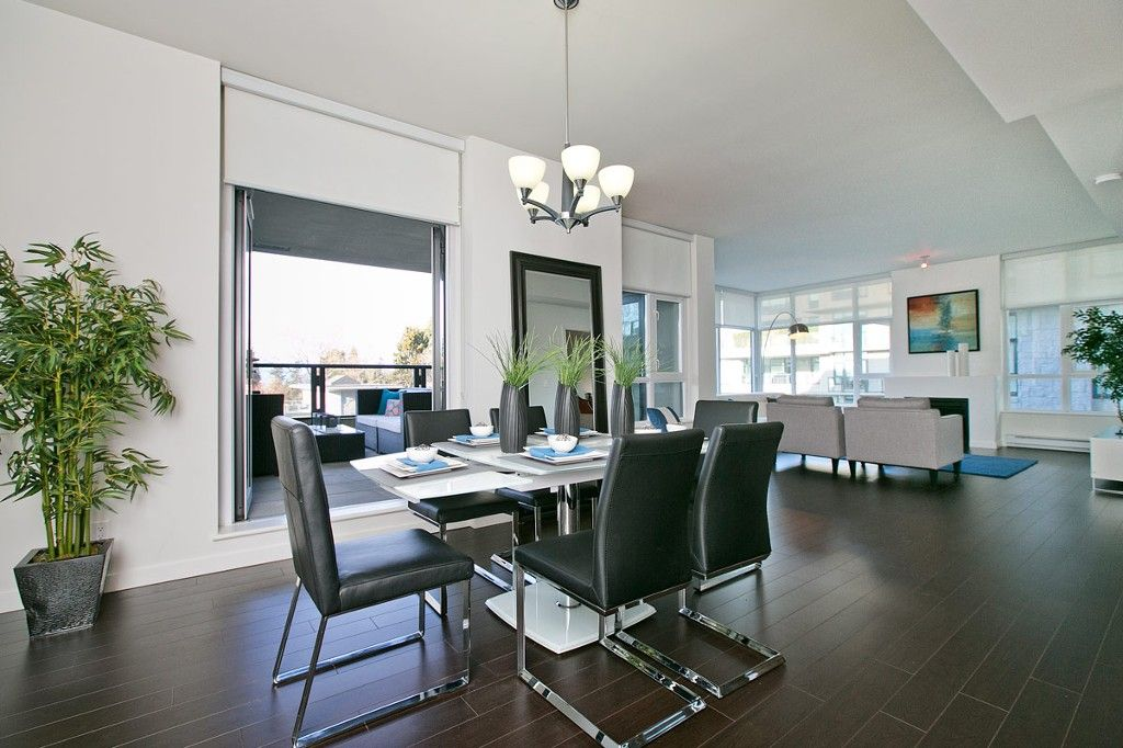 """Photo 3: Photos: 201 6093 IONA Drive in Vancouver: University VW Condo for sale in """"THE COAST"""" (Vancouver West)  : MLS®# V1047371"""