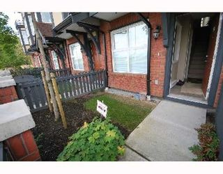 Photo 9: 23 6099 ALDER Street in Richmond: McLennan North Townhouse for sale : MLS®# V759171