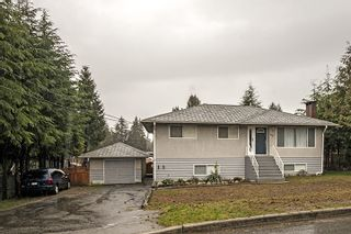 Photo 1: 412 DRAYCOTT Street in Coquitlam: Central Coquitlam House for sale : MLS®# R2034176
