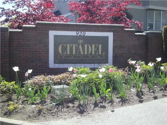 "Main Photo: 5 920 CITADEL Drive in Port Coquitlam: Citadel PQ Townhouse for sale in ""CITADEL GREEN"" : MLS®# V1021282"