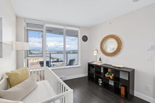 """Photo 16: 1109 668 COLUMBIA Street in New Westminster: Quay Condo for sale in """"Trapp + Holbrook"""" : MLS®# R2591740"""