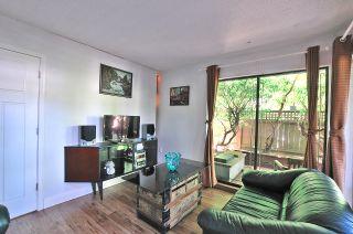 "Photo 1: 106 330 E 7TH Avenue in Vancouver: Mount Pleasant VE Condo for sale in ""LANDMARK BELVEDERE"" (Vancouver East)  : MLS®# R2395331"