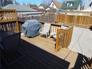 Photo 19: 815 Boyd Avenue in Winnipeg: North End Residential for sale (North West Winnipeg)  : MLS®# 1609014