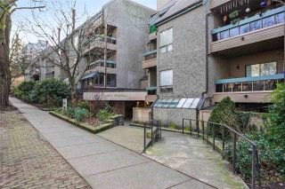 """Photo 19: 210 1500 PENDRELL Street in Vancouver: West End VW Condo for sale in """"PENDRELL MEWS"""" (Vancouver West)  : MLS®# R2580645"""