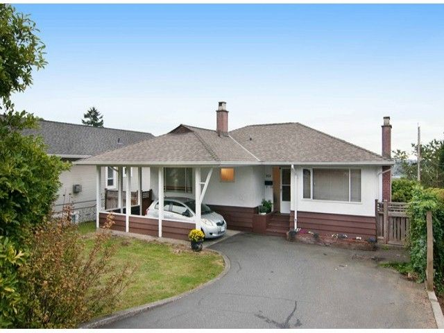 Main Photo: 835 CALVERHALL Street in North Vancouver: Calverhall House for sale : MLS®# V1083802