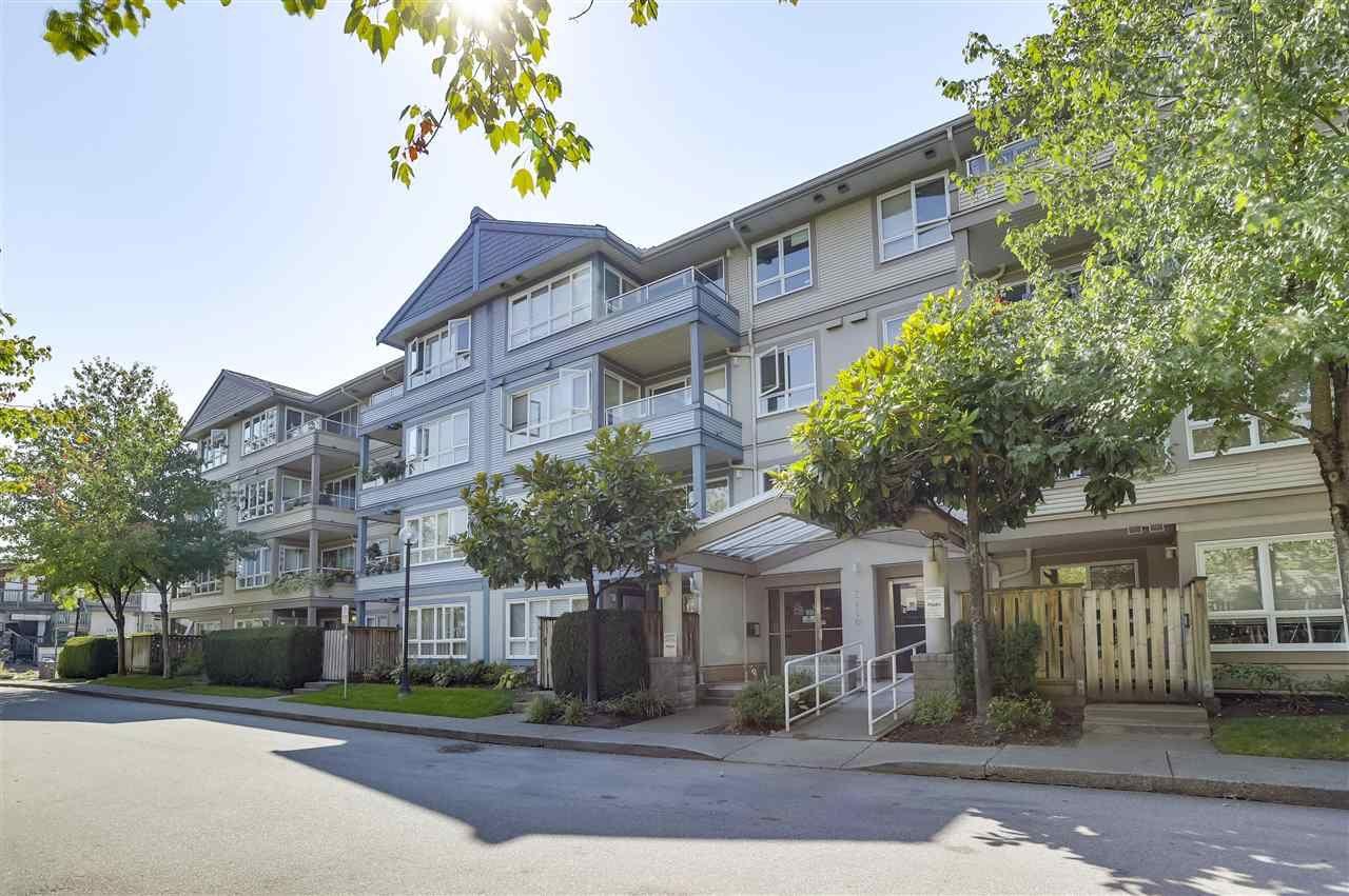 Main Photo: Avalon - 111 3480 Yardley Avenue, Vancouver BC