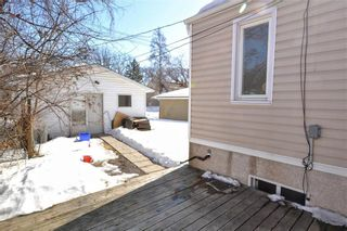 Photo 23: 468 Campbell Street in Winnipeg: River Heights Residential for sale (1C)  : MLS®# 202006550