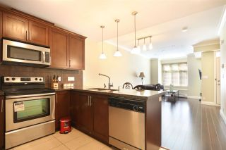 """Photo 9: 220 5588 PATTERSON Avenue in Burnaby: Central Park BS Townhouse for sale in """"DECORUS"""" (Burnaby South)  : MLS®# R2111727"""