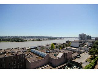 """Photo 12: 502 410 CARNARVON Street in NEW WEST: Downtown NW Condo for sale in """"CARNARVON PLACE"""" (New Westminster)  : MLS®# V1127823"""