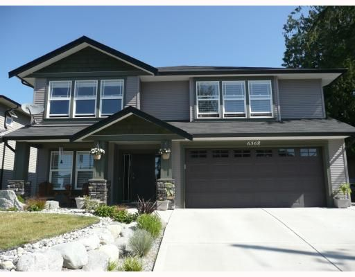 """Main Photo: 6368 PICADILLY Place in Sechelt: Sechelt District House for sale in """"WEST SECHELT"""" (Sunshine Coast)  : MLS®# V774741"""