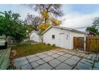 Photo 14: 549 St Catherine Street in WINNIPEG: St Boniface Residential for sale (South East Winnipeg)  : MLS®# 1424430