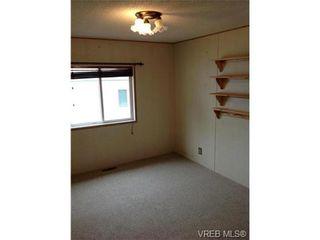 Photo 11: 515 2850 Stautw Rd in SAANICHTON: CS Hawthorne Manufactured Home for sale (Central Saanich)  : MLS®# 702862