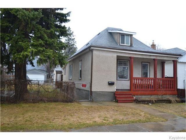 Main Photo: 440 Tweed Avenue in Winnipeg: East Kildonan Residential for sale (North East Winnipeg)  : MLS®# 1609008