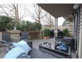 Photo 1: 103 925 W 15TH Avenue in Vancouver: Fairview VW Condo  (Vancouver West)  : MLS®# V1112385