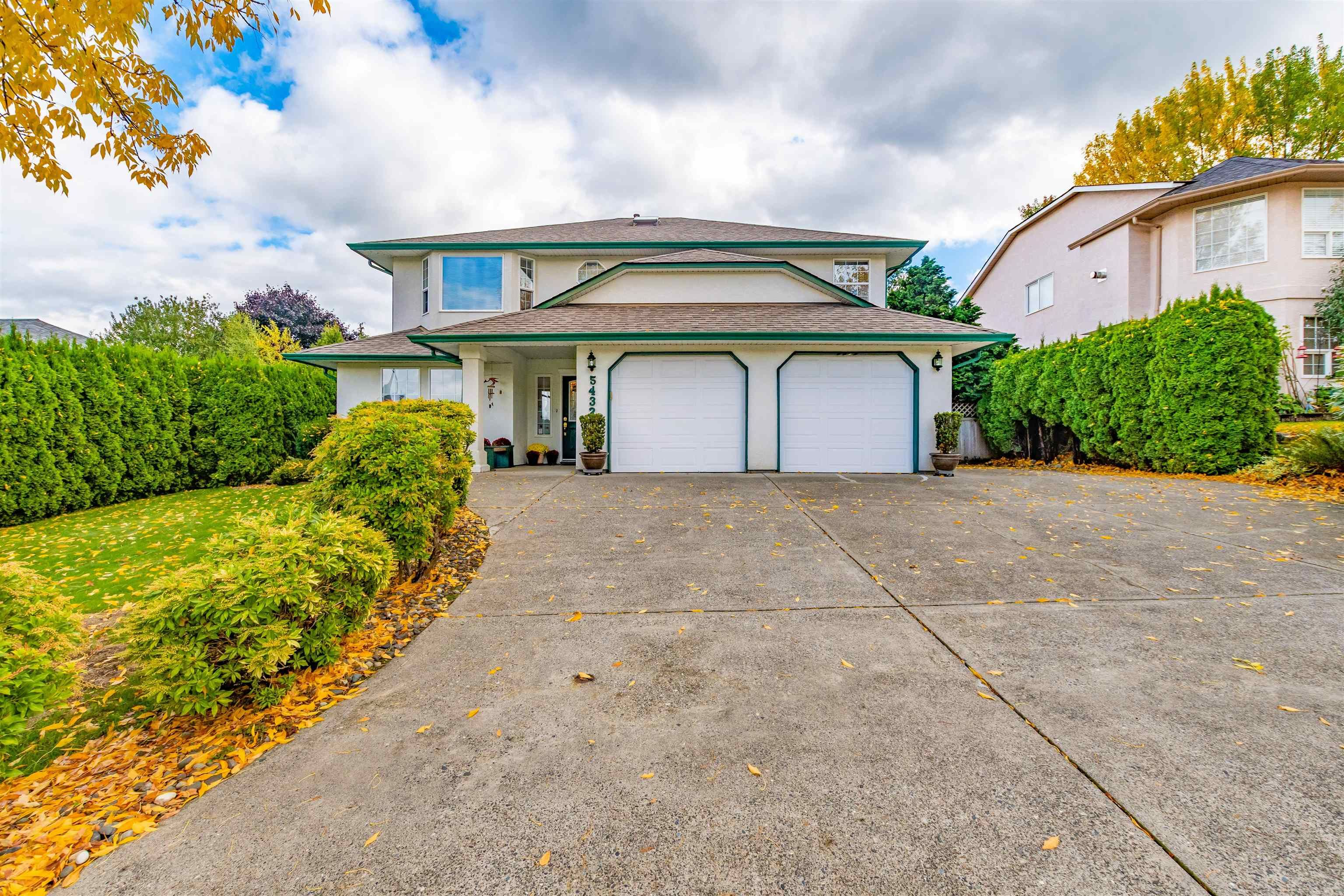 """Main Photo: 5432 HIGHROAD Crescent in Chilliwack: Promontory House for sale in """"PROMONTORY"""" (Sardis)  : MLS®# R2622055"""