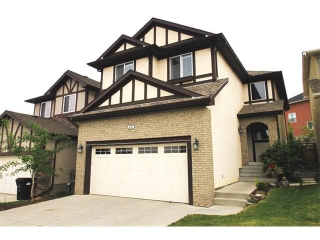 Main Photo: 77 SHERWOOD Common NW in Calgary: Sherwood Calgary House for sale : MLS®# C4014870