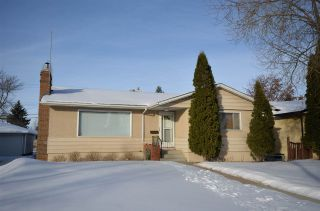 Photo 1: 14412 87 Avenue Edmonton 3+1 Bedroom Family House For Sale E4229266