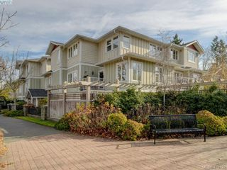 Photo 2: 106 1825 Kings Rd in VICTORIA: SE Camosun Row/Townhouse for sale (Saanich East)  : MLS®# 829546