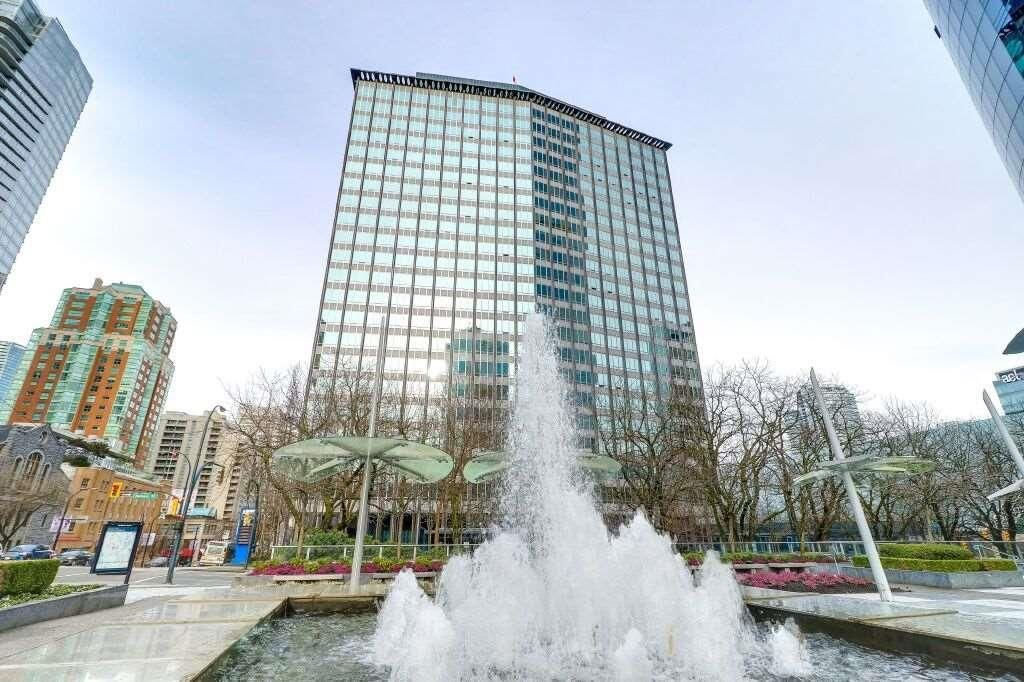 """Main Photo: 1007 989 NELSON Street in Vancouver: Downtown VW Condo for sale in """"ELECTRA"""" (Vancouver West)  : MLS®# R2590988"""