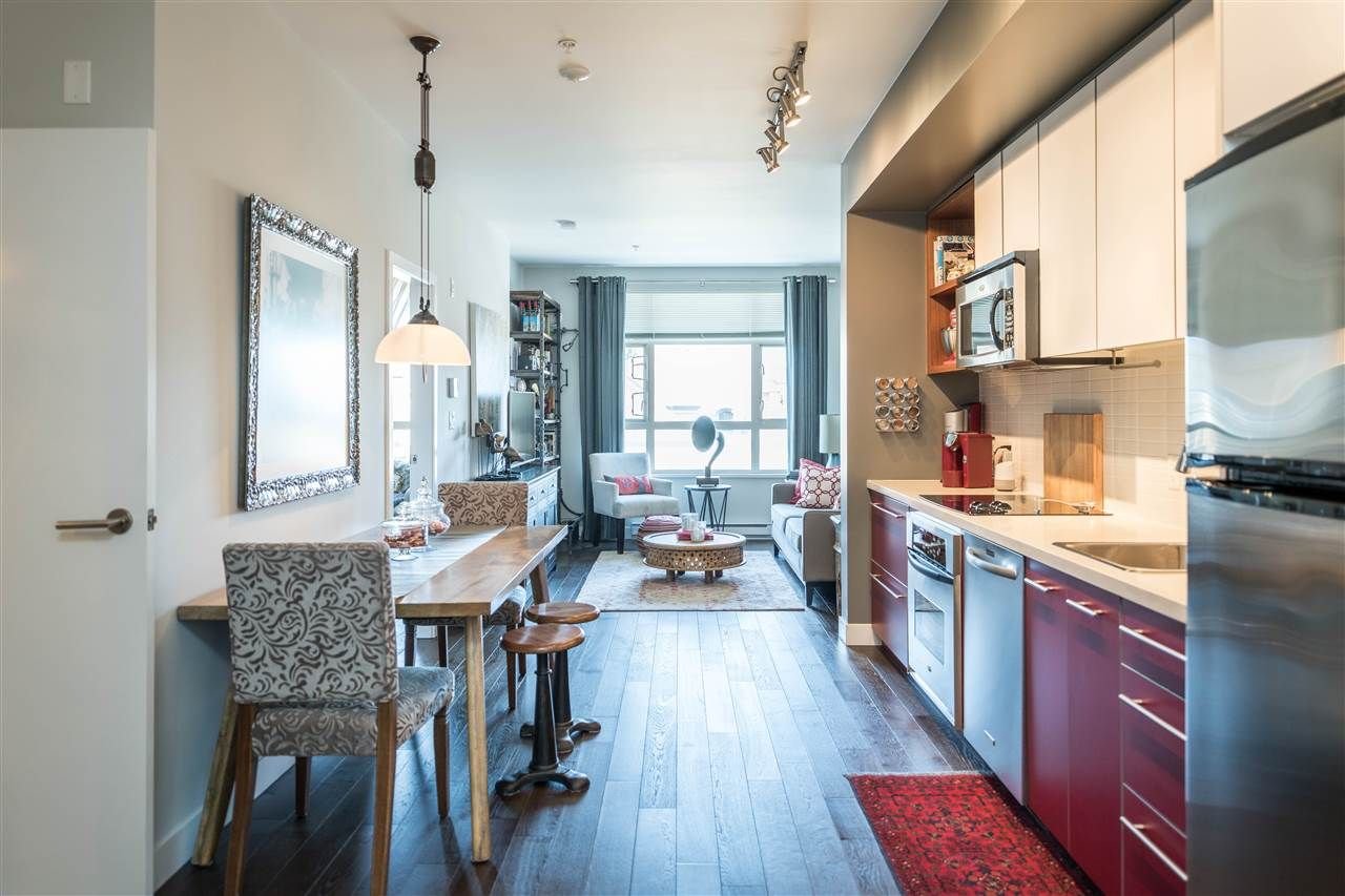 """Main Photo: 413 2828 MAIN Street in Vancouver: Mount Pleasant VE Condo for sale in """"DOMAIN"""" (Vancouver East)  : MLS®# R2246550"""