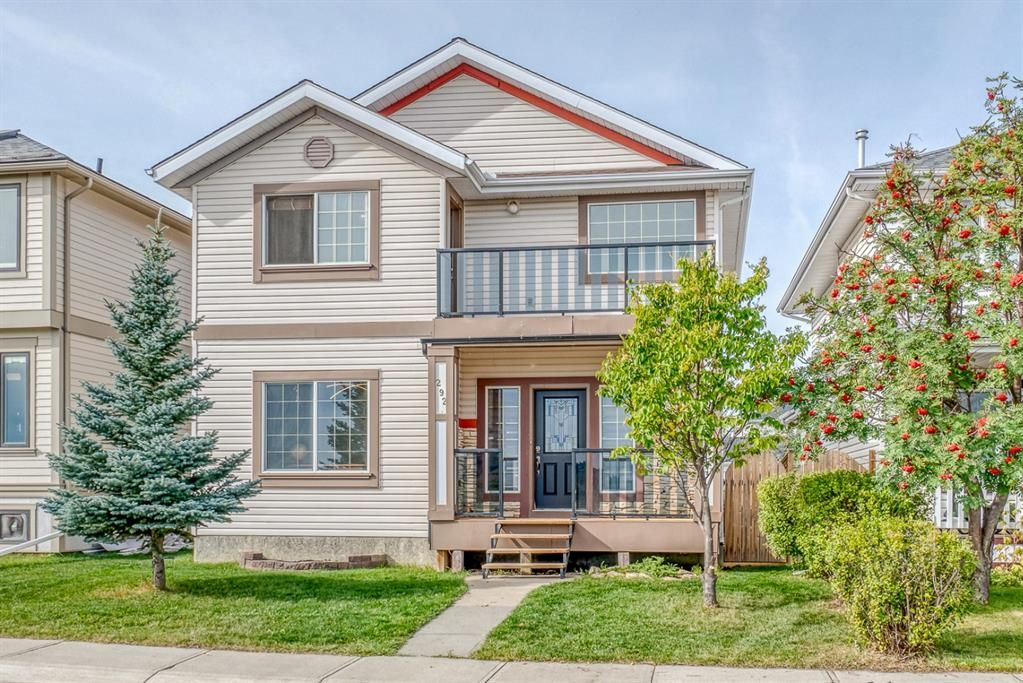 Main Photo: 292 Chaparral Ridge Circle SE in Calgary: Chaparral Detached for sale : MLS®# A1141888