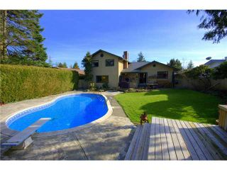 """Photo 9: 5195 1A Avenue in Tsawwassen: Pebble Hill House for sale in """"PEBBLE HILL"""" : MLS®# V877416"""