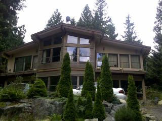 """Photo 1: 8593 BEDORA Place in West Vancouver: Howe Sound House for sale in """"Sunset Point"""" : MLS®# V900327"""
