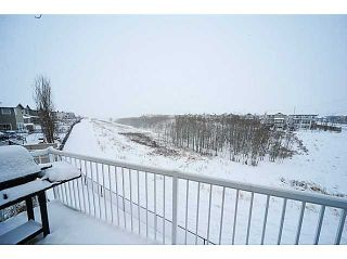 Photo 10: 86 CHAPARRAL RIDGE Park SE in CALGARY: Chaparral Townhouse for sale (Calgary)  : MLS®# C3551699