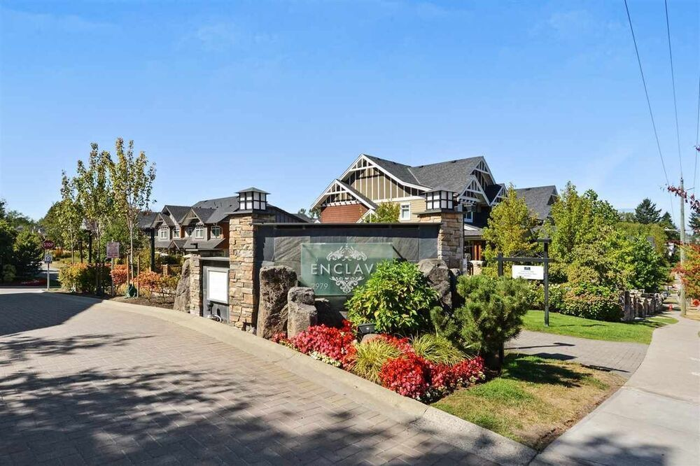 Main Photo: 96 2979 156 STREET in South Surrey White Rock: Grandview Surrey Home for sale ()  : MLS®# R2516878